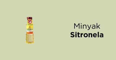 Minyak Sitronela