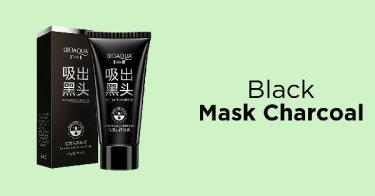 Black Mask Charcoal