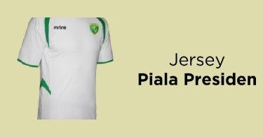 Jersey Piala Presiden