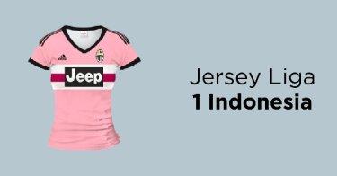 Jersey Liga 1 Indonesia