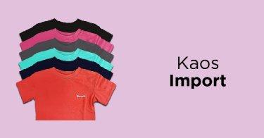 Kaos Import Palembang