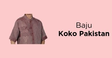 Baju Koko Pakistan