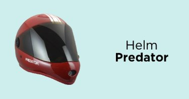 Helm Predator Jawa Timur