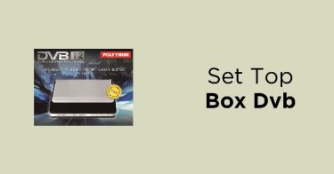Set Top Box Dvb Jawa Timur