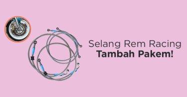 Selang Rem Racing Tangerang Selatan