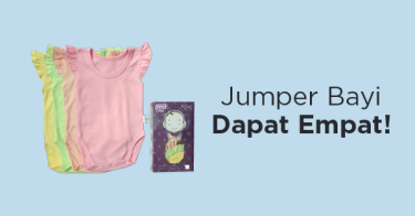 Jumper Bayi 4-in-1