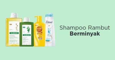 Shampoo Rambut Berminyak