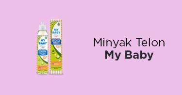 Minyak Telon My Baby Bandung