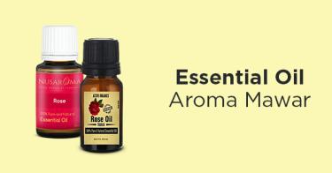 Rose Essential Oil Bandung