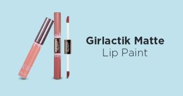 Girlactik Matte Lip Paint