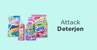 Attack Deterjen