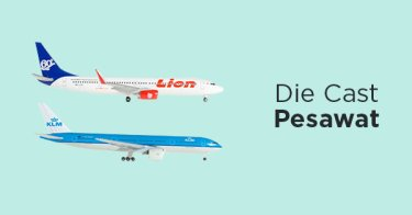 Diecast Pesawat Terbang Jawa Timur