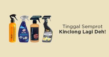 Wax Spray Jawa Timur