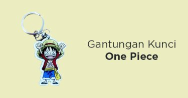 Gantungan Kunci One Piece Bandung
