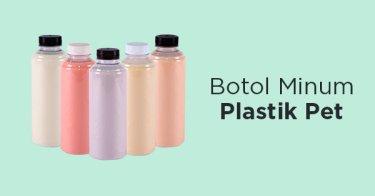 Botol Minum Plastik PET