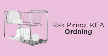 Rak Piring IKEA Ordning