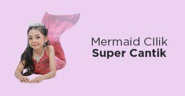 Kostum Mermaid Anak