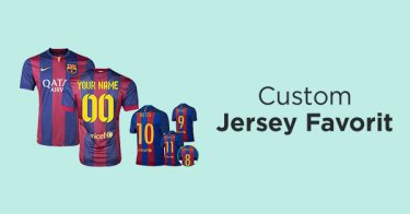 Custom Jersey Bandung