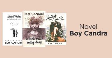 Novel Boy Candra