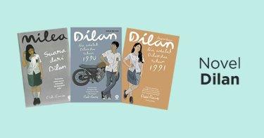 Novel Dilan DKI Jakarta