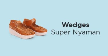 Jual Wedges Kickers  109235e0ae