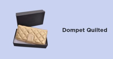 Dompet Quilted