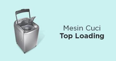 Mesin Cuci Top Loading