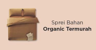Sprei Organic Jakarta Selatan