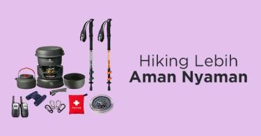 Peralatan Hiking