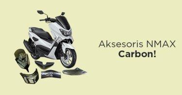 Jual Aksesoris Carbon Nmax dengan Harga Terbaik dan Terlengkap