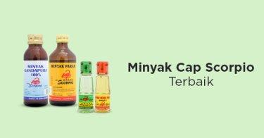 Minyak Cap Scorpio