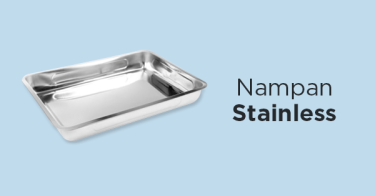 Nampan Stainless