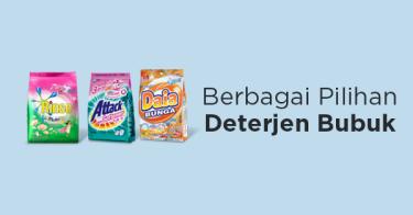 Deterjen Bubuk