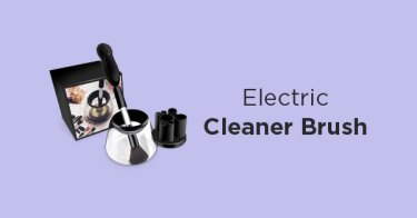 Electric Cleaner Brush