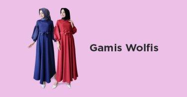 Gamis Wolfis Sumatera Selatan