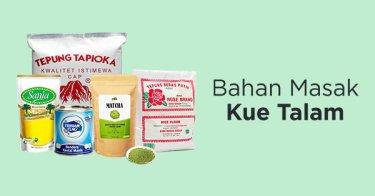 Bahan Masak Kue Talam