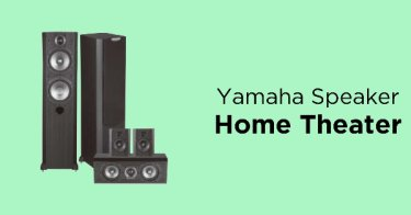 Yamaha Speaker Home Theater