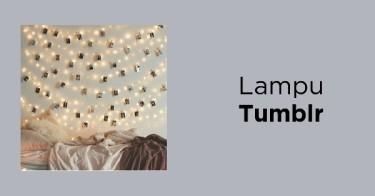 Lampu Tumblr Palembang