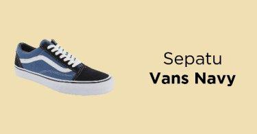 Jual Sepatu Vans Navy - Beli Harga Terbaik  c792f1c027