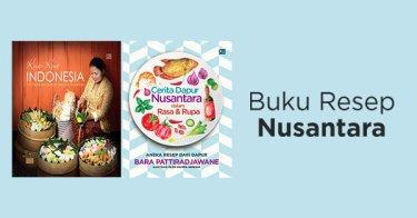 Buku Resep Nusantara
