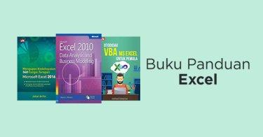 Buku Panduan Excel