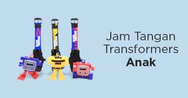 Jam Tangan Transformers Anak