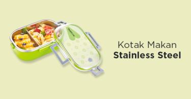 Kotak Makan Stainless Bandung