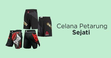 Jual Celana Pendek MMA dengan Harga Terbaik dan Terlengkap