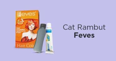 Cat Rambut Feves