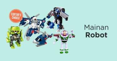 Mainan Robot Jawa Timur