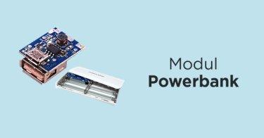Modul Powerbank Jawa Timur