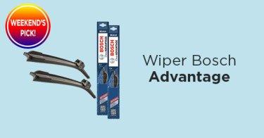 Wiper Bosch Advantage Depok