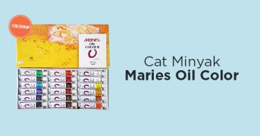 Cat Minyak Marie's