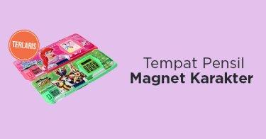 Tempat Pensil Magnet